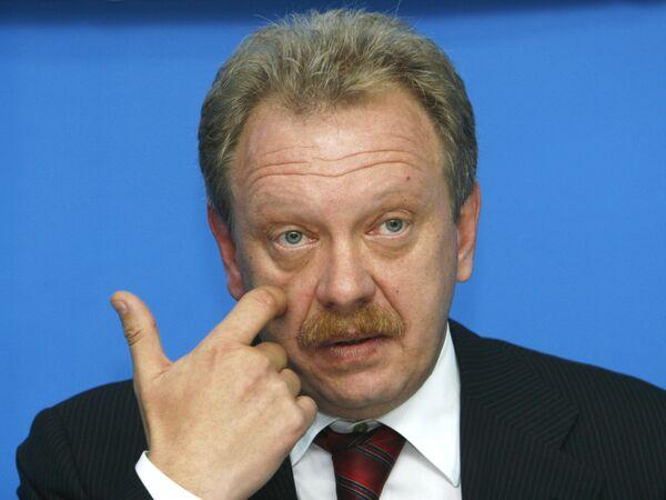 Председатель Национальной акционерной компании Нафтогаз Украины Олег Дубина. Архив