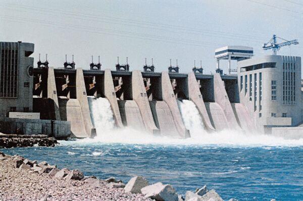 Зейская и Бурейская ГЭС работают в режиме защиты территорий от паводка