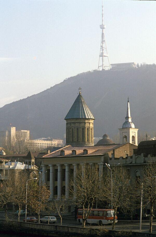 Тбилиси. Архив