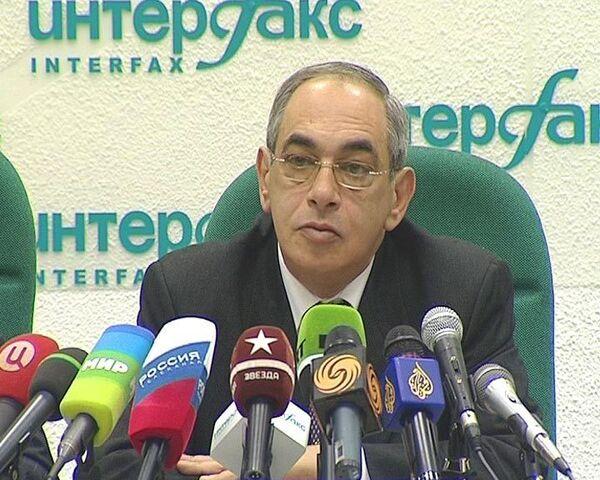 Сектор Газа рассчитывает на помощь российских дипломатов