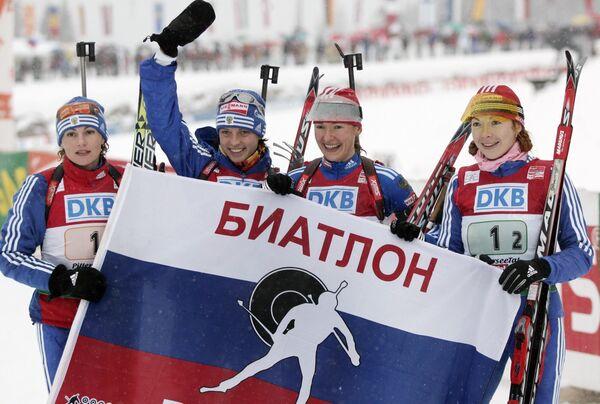 Светлана Слепцова (слева) и Екатерина Юрьева