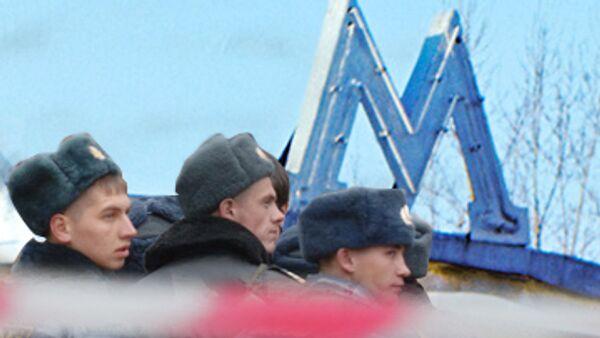 МВД опровергает сообщения, что милиция сможет стрелять в митингующих