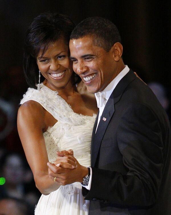 Чета Обама проведет прием в поддержку заявки Чикаго на Олимпиаду-2016