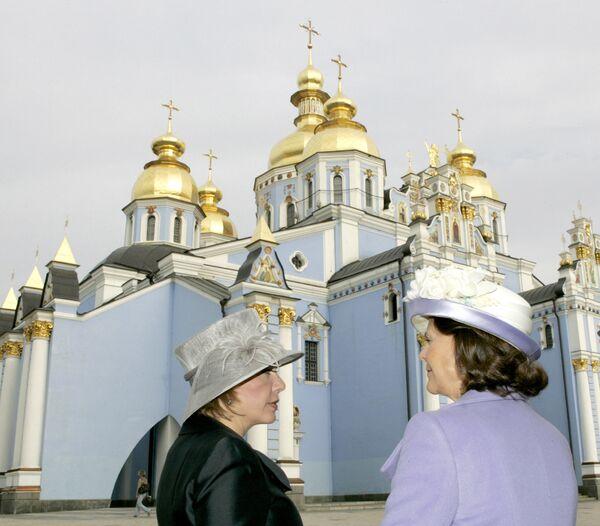 Киевский патриархат просит предоставить автокефалию украинской церкви