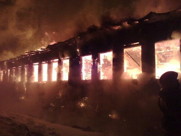 Похороны жертв трагедии села Подъельск (Республика Коми), где на пожаре в доме ветеранов погибли 23 пожилых постояльца, состоятся в начале марта