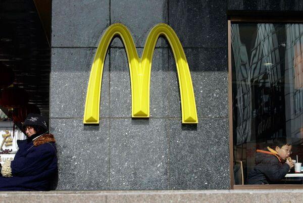Второй за ночь пожар вспыхнул в том же ресторане Макдоналдс в Москве