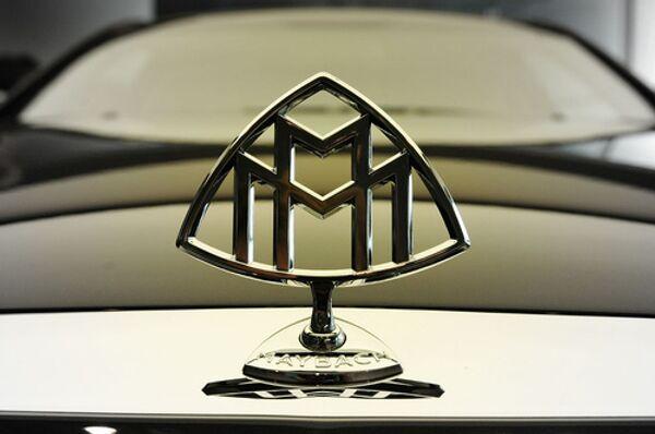 Автомобиль Maybach