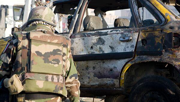 Талибы взяли на себя ответственность за два теракта в Кабуле