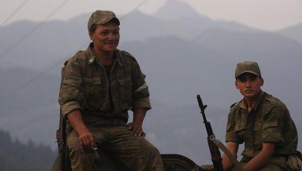 Чуркин обвинил Грузию в провокациях на границе с ЮжОсетией и Абхазией