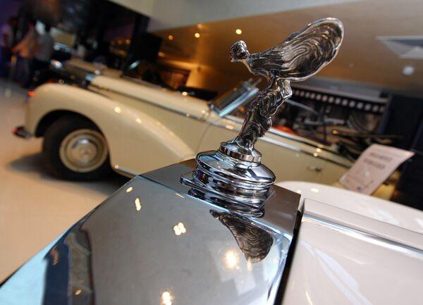 автомобиль Rolls-Royсe