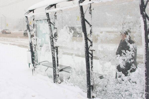 Снегопад не сказался на работе московских аэропортов