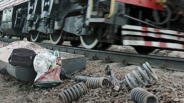 Число пострадавших в железнодорожной аварии под Тамбовом увеличилось до 42