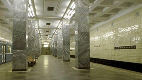 Станция Сокольники Московского метрополитена