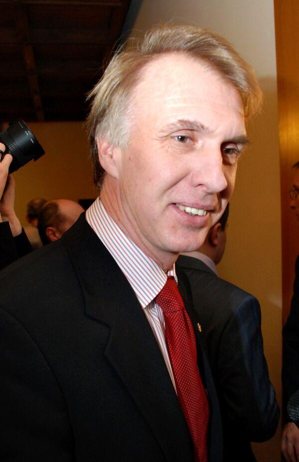 Министр иностранных дел Украины Владимир Огрызко