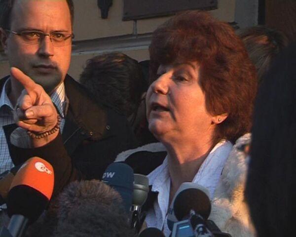 Мы требуем найти настоящего убийцу – адвокат семьи Политковской