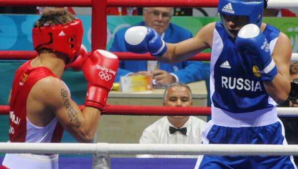 Российский боксер Матвей Коробов. Архивное фото