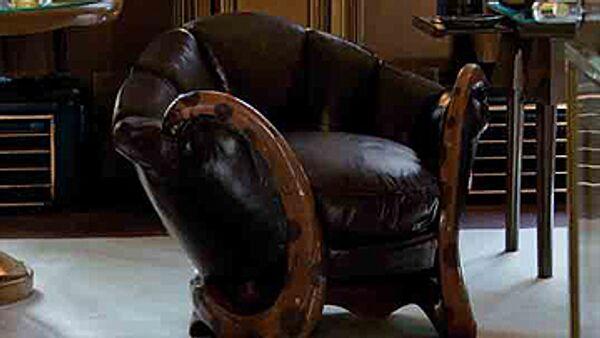 Кресло Ива Сен-Лорана