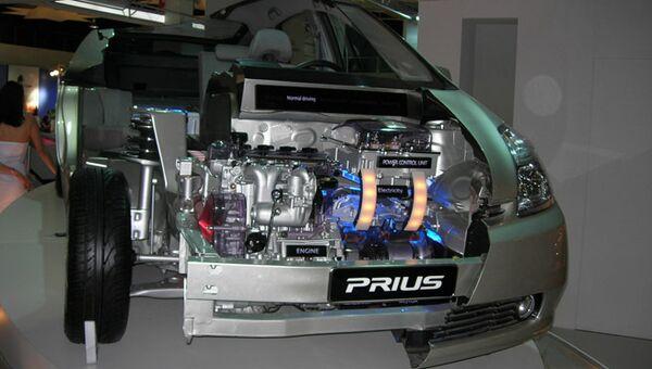 Автомобиль Toyota Prius. Архивное фото