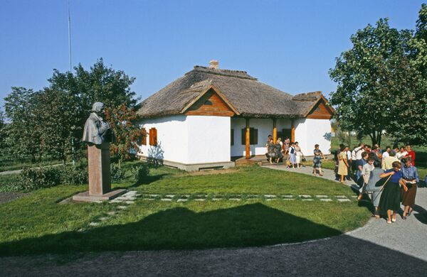 Музей-заповедник Гоголя на Украине