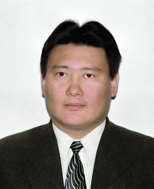 Мэр Элисты Радий  Бурулов