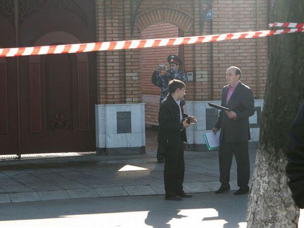 Следователи МВД РФ направляются в Туву, где милиционер убил коллегу