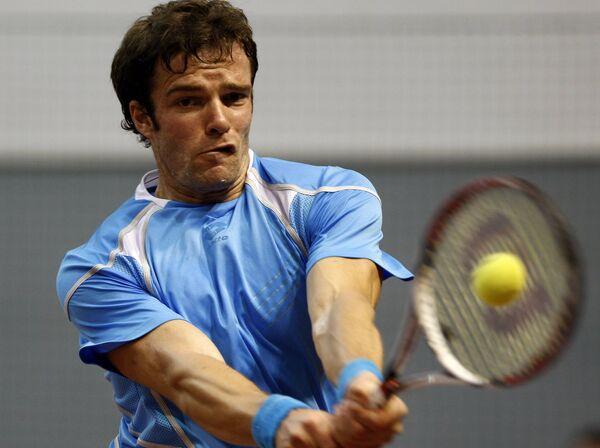 Российский теннисист Теймураз Габашвили