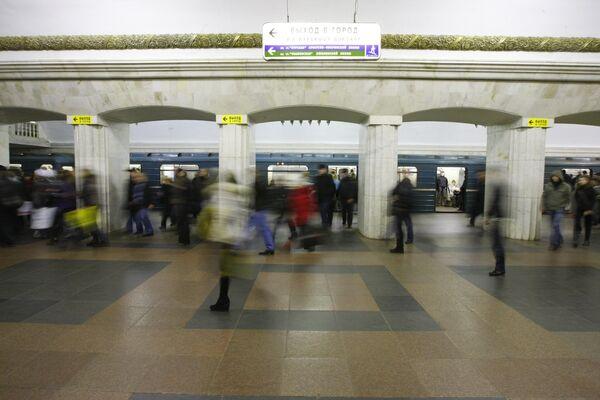 Станция метро Курская-кольцевая