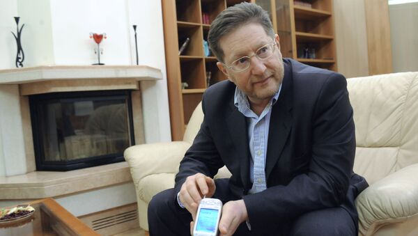 Президент IBS Group Анатолий Карачинский. Архив