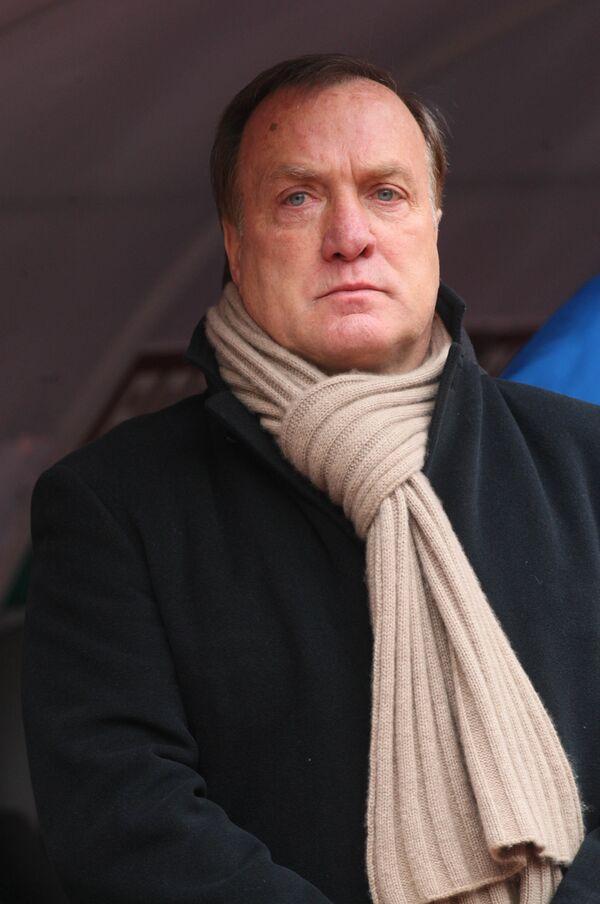 Дик Адвокат оформил отношения со сборной Бельгии