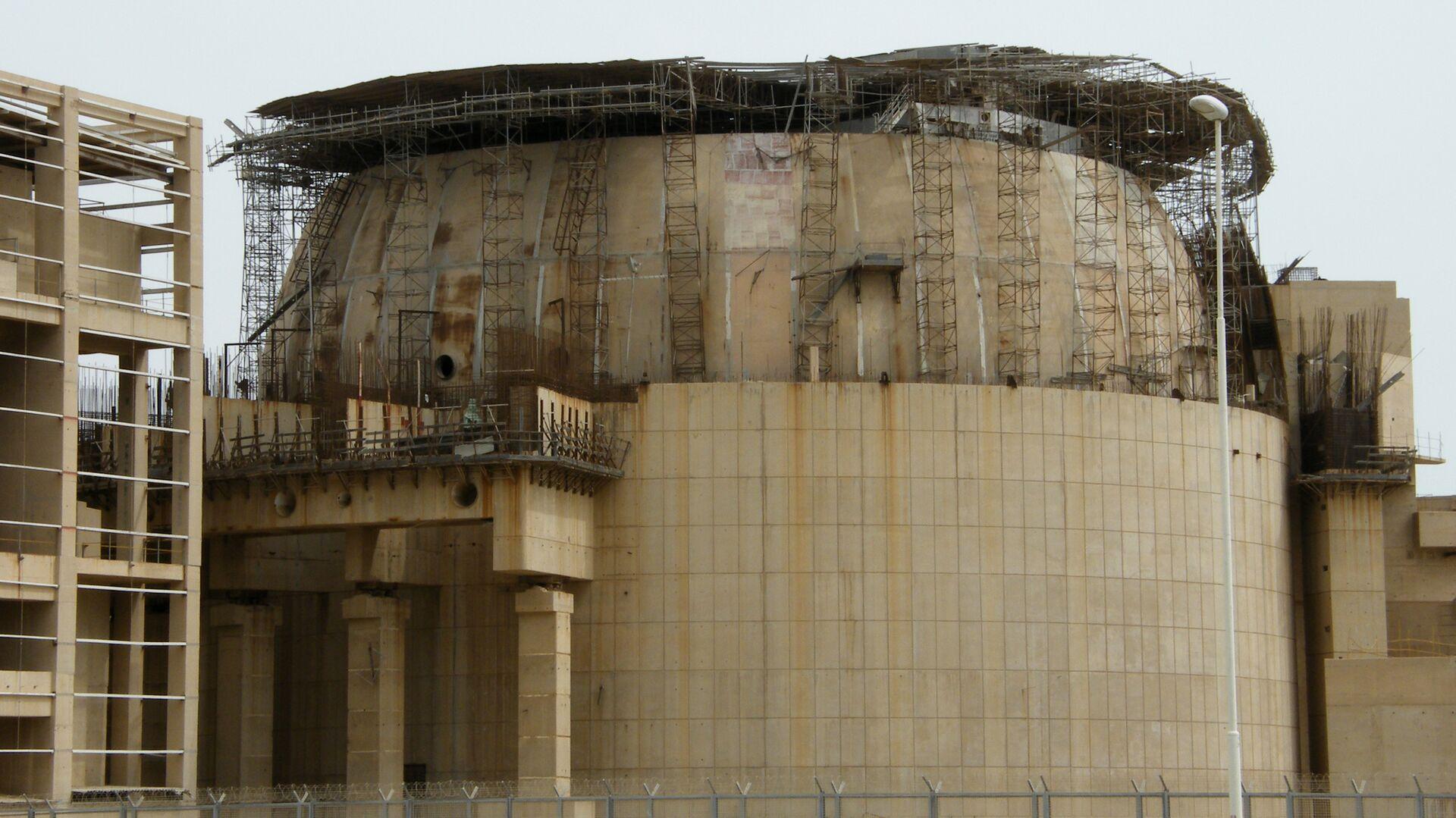 Атомная электростанция в Бушере (Иран) - РИА Новости, 1920, 20.08.2020