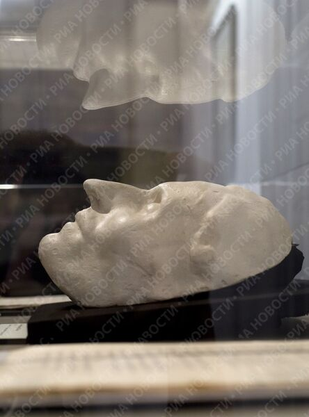 Открытие выставки к 200-летию Н.В.Гоголя в ГМИИ им. А.С.Пушкина