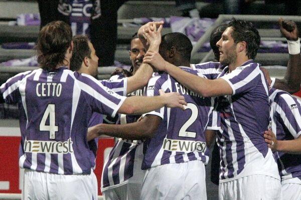 Футболисты Тулузы
