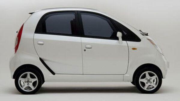 Полномасштабное производство Tata Nano начнется в апреле