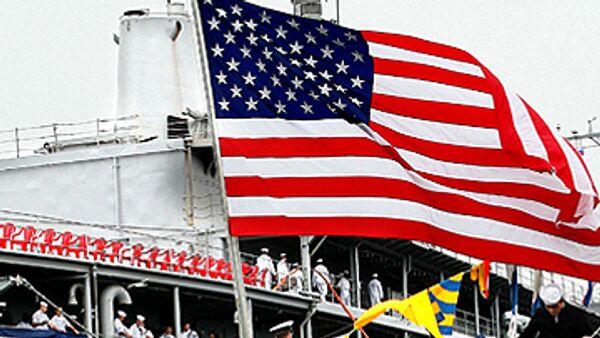 Американский эсминец Cole (DDG-67) прибыл в Таллин