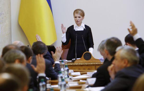 Депутаты РФ : Тимошенко и Янукович - главные кандидаты в президенты