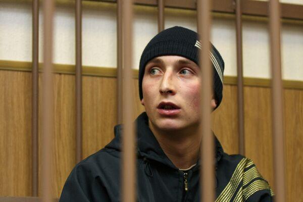 Юрий Мацора, обвиняемый в совершении ДТП, в результате которого 10 октября 2008 года погиб олимпийский чемпион Алексей Прокуроров