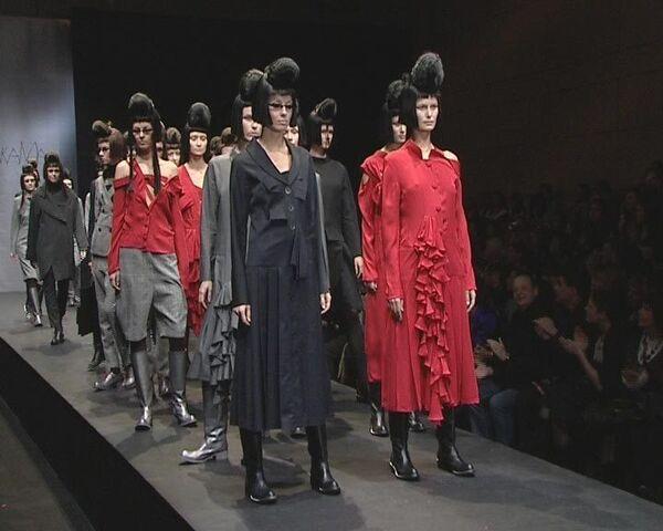 Коллекция одежды от Ирины Хакамады на RFW
