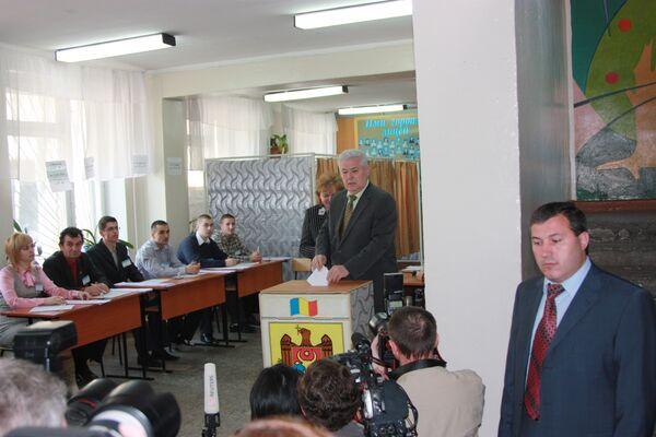 ПАСЕ: выборы в Молдавии соответствовали международным стандартам