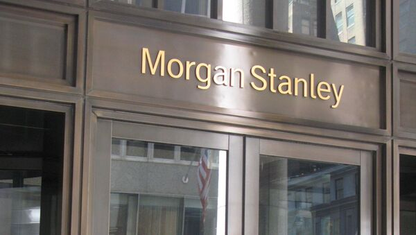Офис банка Morgan Stanley