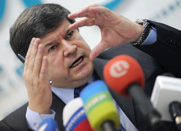 Посол Молдавии в РФ Андрей Негуца