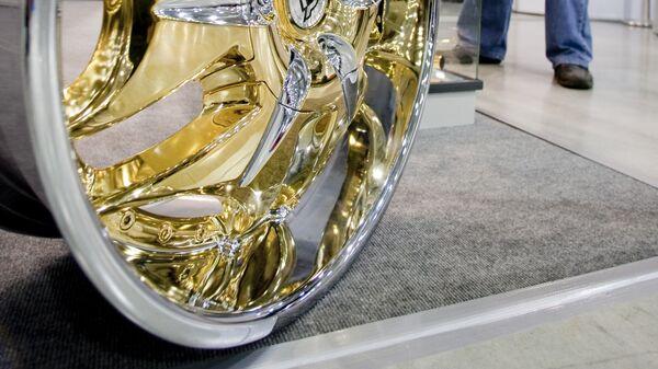 Международная специализированная выставка автомобилей и тюнинга класса «Премиум» MOSCOW DREAMCAR SHOW 2009