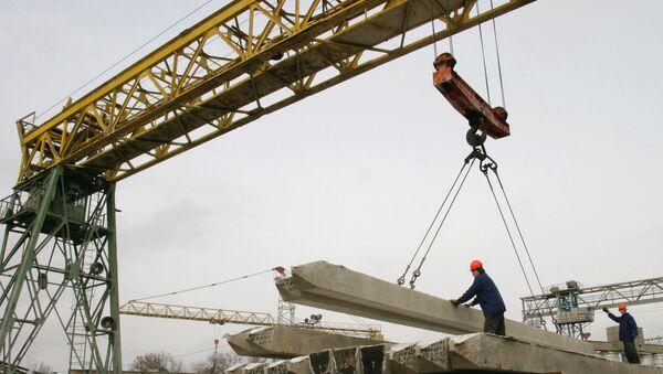Спад жилищного строительства возобновился в РФ в сентябре