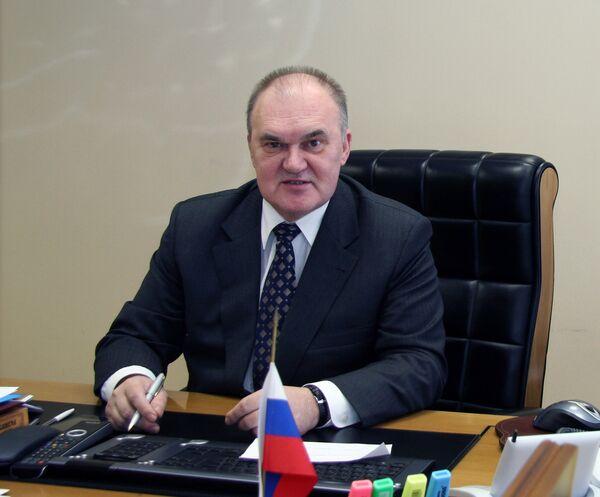Руководитель Роспатента Борис Симонов