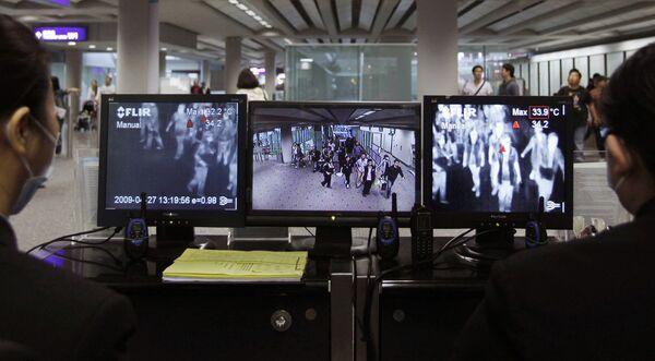 В Гонконге ищут тех, кто общался с заболевшей гриппом A/H1N1 туристкой