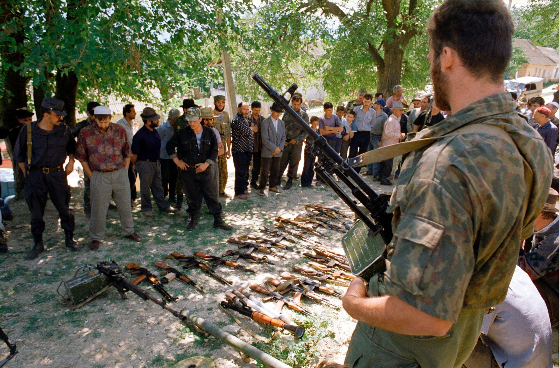 """""""Они там не первый год"""": что вооруженные украинцы делают на Кавказе"""