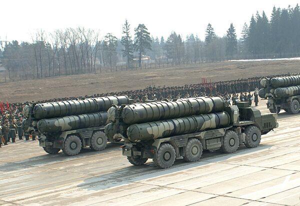 Перевооружение РВСН комплексом Тополь-М завершится в 2009 году