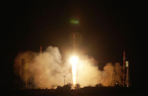 Ракета-носитель Союз-2 вывела на орбиту спутник Минобороны РФ