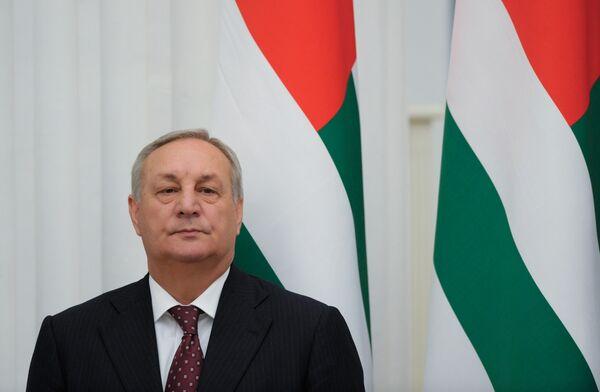 Влияние мирового кризиса на Абхазию не было пагубным - Багапш