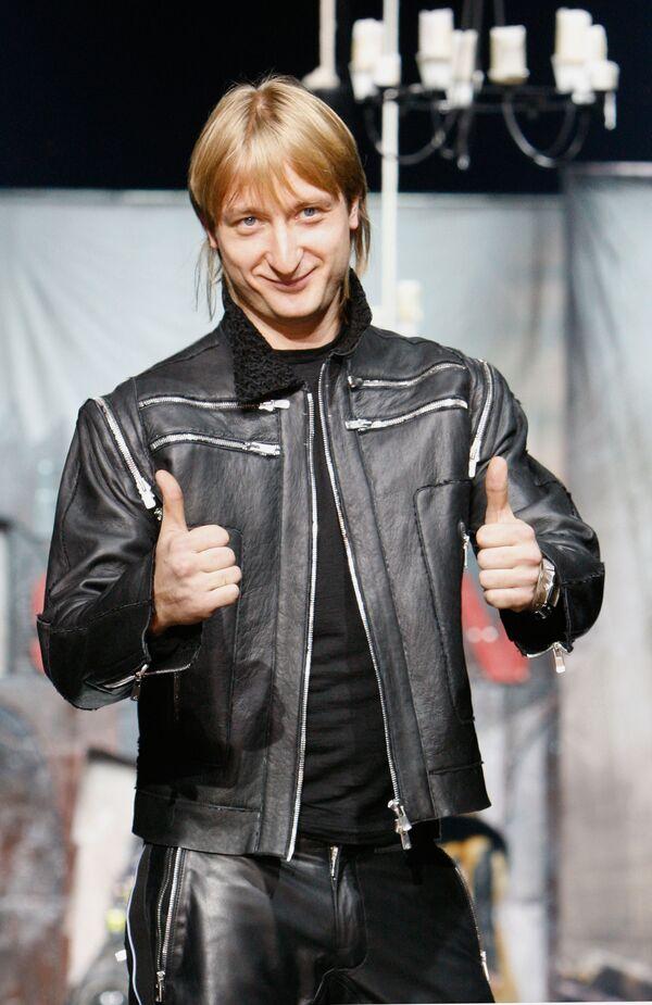 Плющенко настроен показать серьезный результат на ОИ-2010 - Писеев