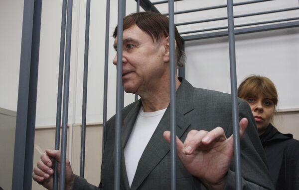 Басманный суд Москвы приговорил к десяти годам колонии строгого режима главу компании Социальная инициатива Н.Карасева